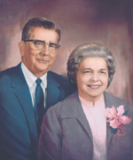 Mr. and Mrs. William Whitmore Gothard, Sr.