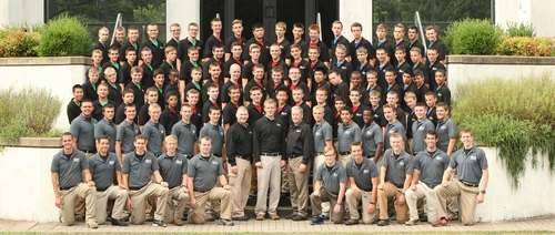 Seventy-three young men attended Quest this summer.