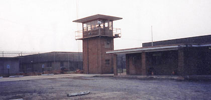 A prison tower (picture)
