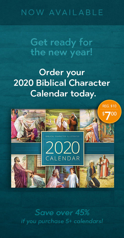 Order your 2020 Calendar today!
