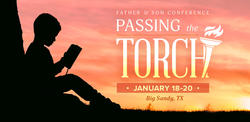 Father & Son Conference 2018