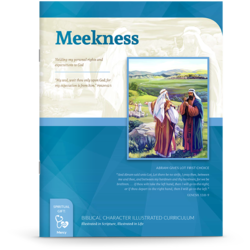 Meekness booklet cover