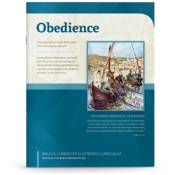 Picture of obedience booklet cover