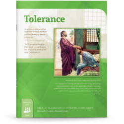 Tolerance booklet cover