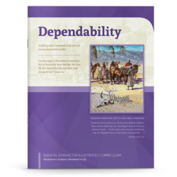 Picture of dependability cover