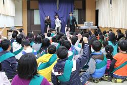Children's Institute was held for the children during the seminars.
