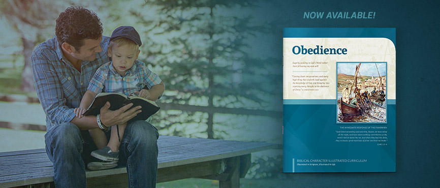 Obedience Booklet is now available!