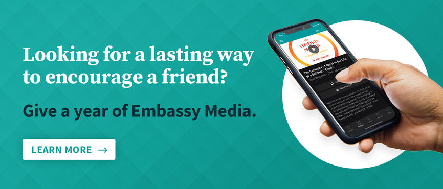 Give a year of Embassy Media